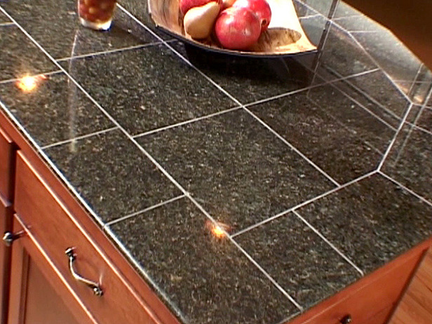 Utilizing Ceramic Tiles to create Your own Kitchen area Counter tops Appear Excellent