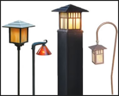 4 Styles of Landscape Lighting