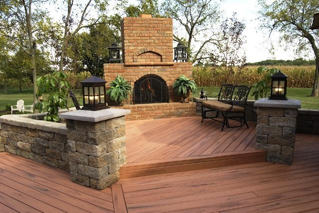 Produce a fantastic Outside Atmosphere Along with Customized Outdoor patio Handles