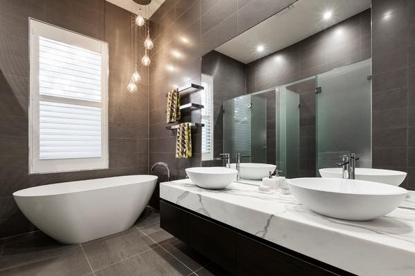 Restroom Vanities For the Thrilling Redesign