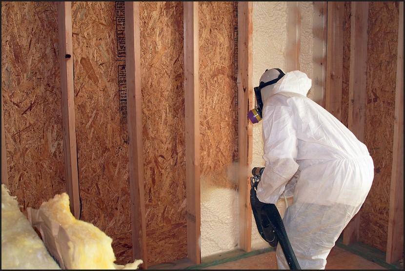 The Spray Foam insulation Ideas