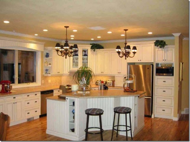 The actual 3 Various Types of Kitchen areas