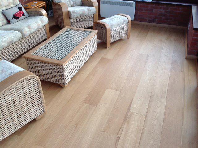 The reason why Select Hard wood Flooring
