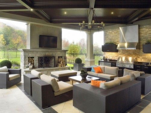 DO-IT-YOURSELF Outdoor patio Doorway -- Contemporary Residing