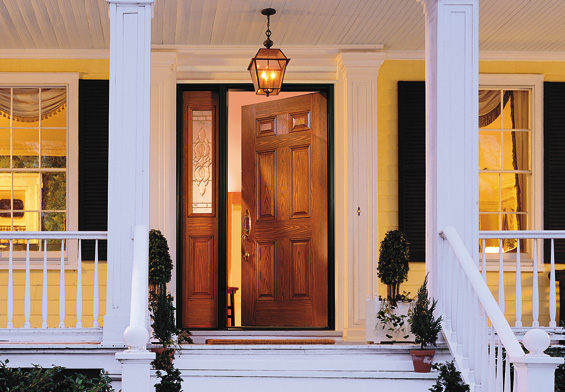 How you can Protect The life span associated with Wood Entrance