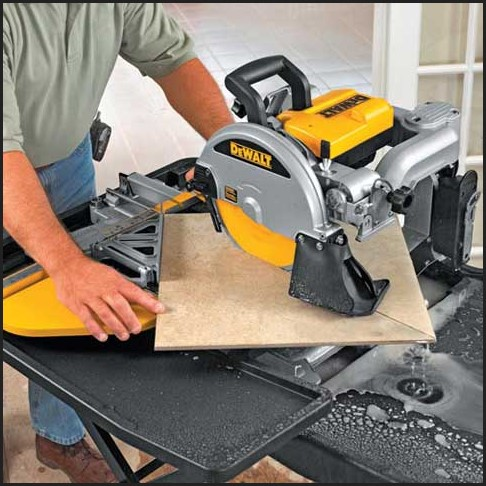 4 Types of Tile Cutters for Bathroom Tile