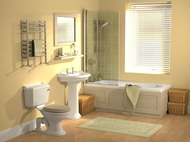 House Enhancements -- Redesigning Your bathrooms