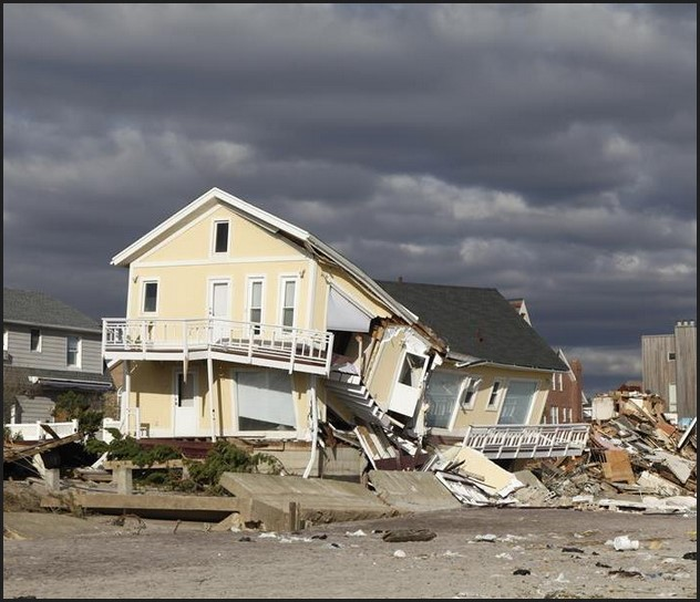 How to Deal with Water Damage After Storm