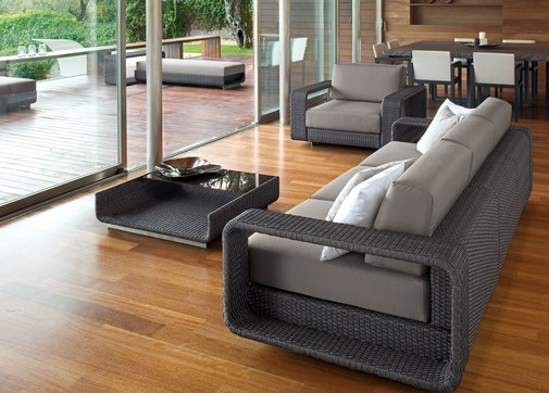 Stylish Outside as well as Interior Furnishings