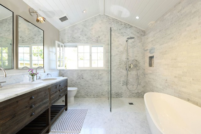contemporary-restroom-bathtub-styles-for-that-health-spa-encounter