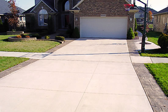 Driveways -- Cement Versus Concrete