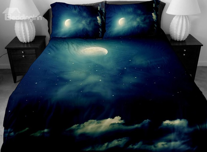 galaxy-bedding