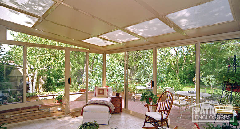 Select a Inexpensive Sunroom