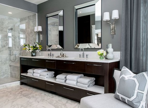 Putting your bathrooms redesigning suggestions in to tasks for Redesign your bathroom