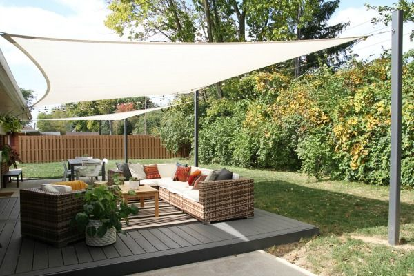 The Advantages Of Tone Sails More Than Outdoor Patio