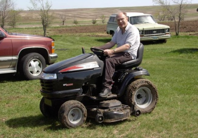 Craftsman Gt5000 Garden Tractor Manual : Craftsman using mower components — what you ought to