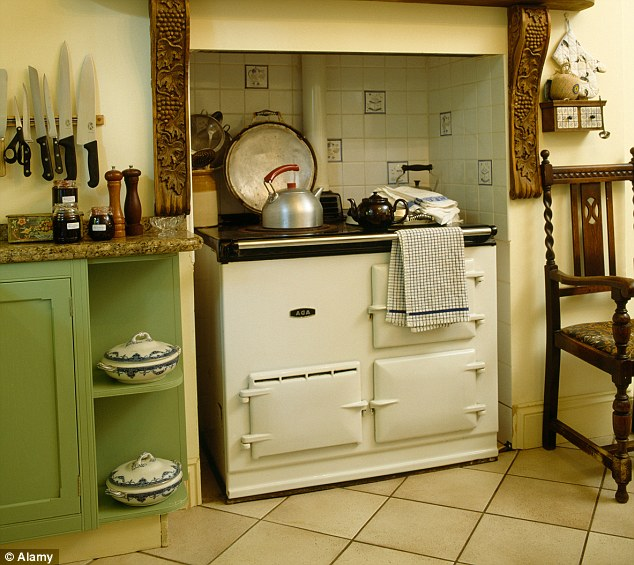 'There's a good Application with regard to That' Using the AGA Complete Manage Stove