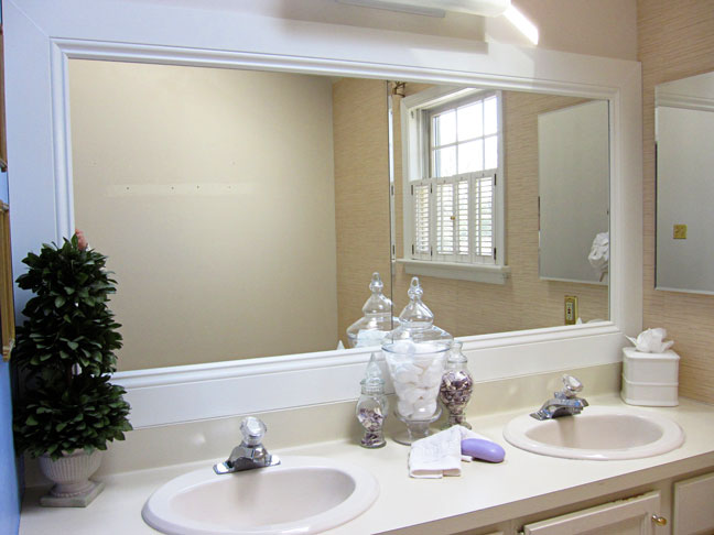 How you can Substitute Your bathroom Mirror