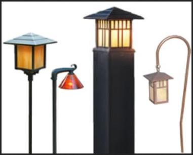 4 Styles of Landscape Lighting