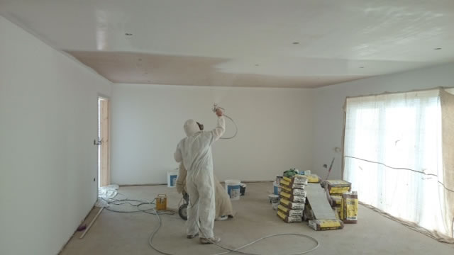 How To Paint A House Interior With Sprayer Best Accessories Home