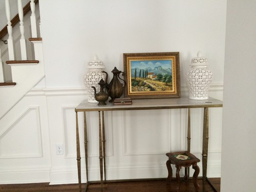 Include Much more Ideals for your Space Along with Vintage Mirror Desk Along with Reflection