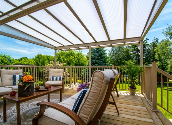 Outdoor patio Roofing Styles -- Look for a Distinctive Turn to Match Your home
