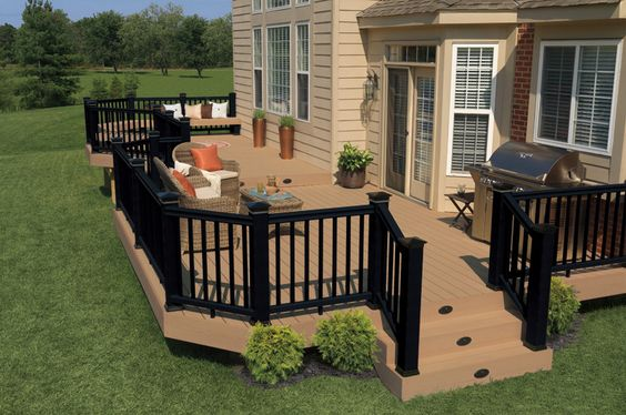 Vinyl fabric Outdoor patio Railing in your Swimming pool Outdoor patio