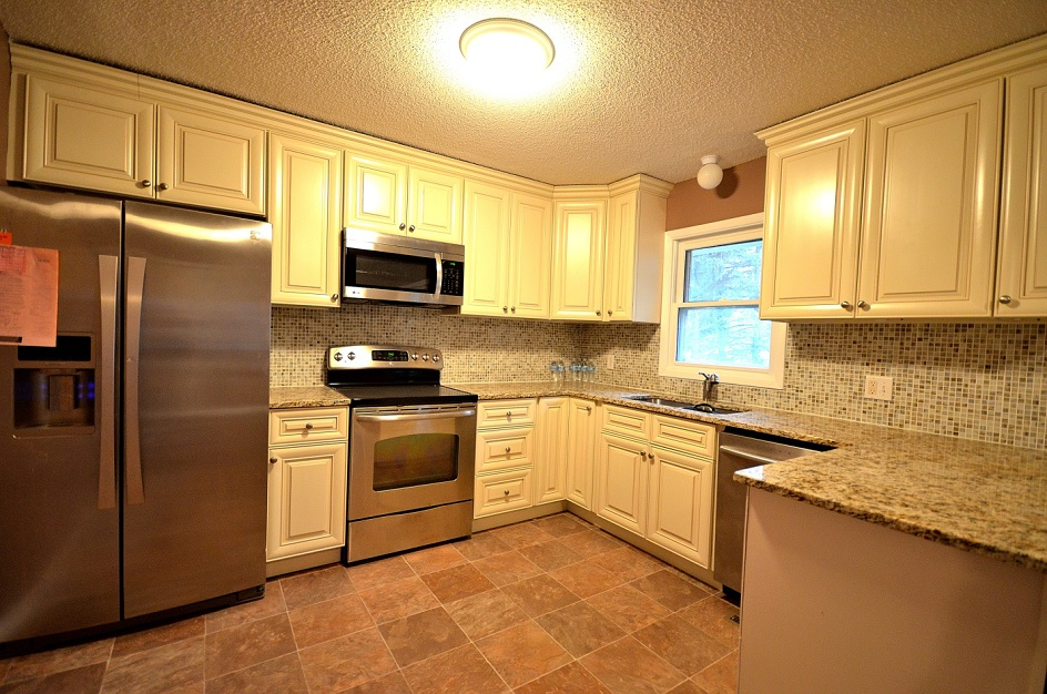 3 Major Types of Kitchen Cabinets Available In the Market