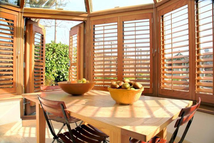 Deciding on the best Home Wooden shutters