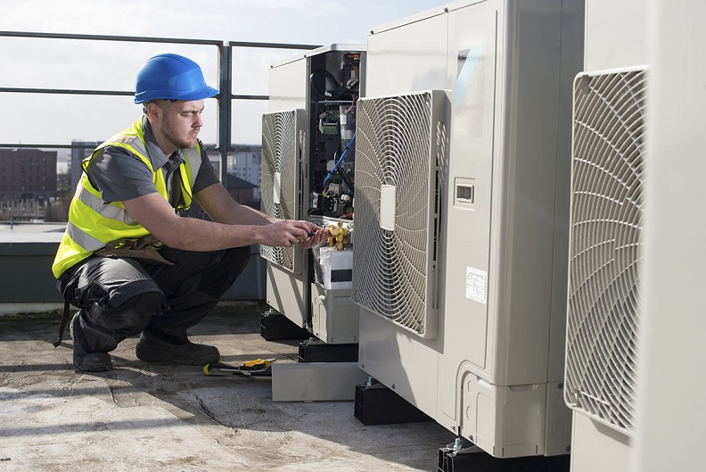 The best agency for refrigerated air conditioning system installation