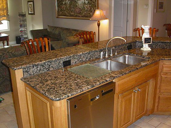 Deciding on the best Type of Counter tops for the House
