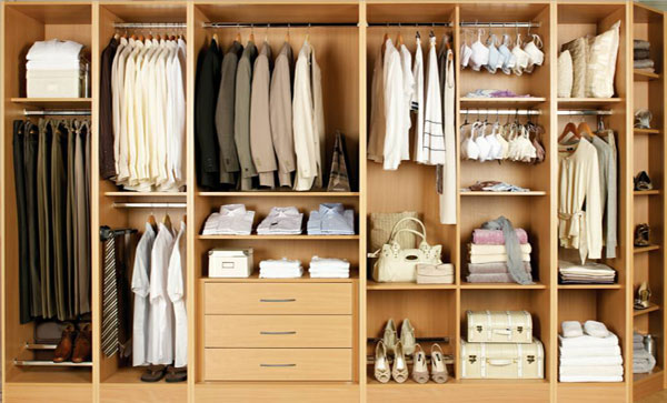Exactly how to utilize a Wardrobe With regard to Storage space