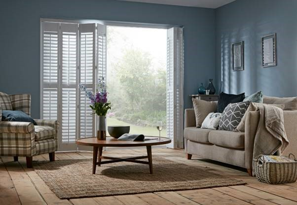 5 Actions to alter the appearance of your house Along with Colored Vinyl fabric Wooden shutters