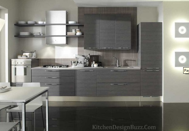 Charcoal gray for kitchen