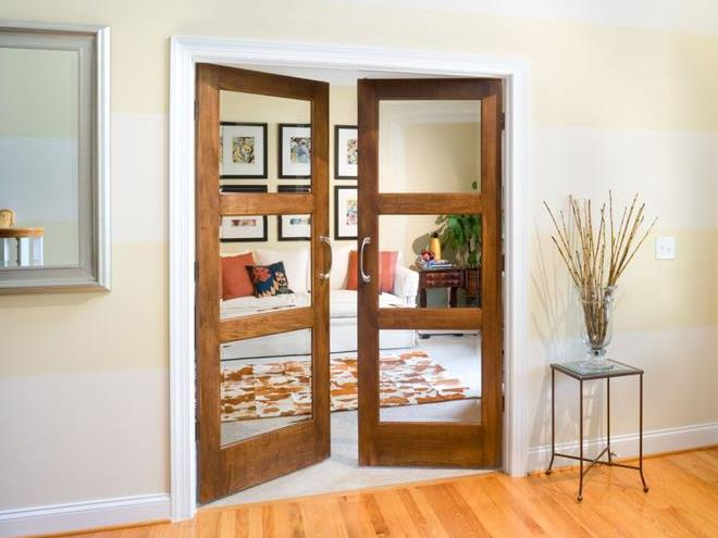 Excellent Suggestions With regard to Customized Inside Doorways