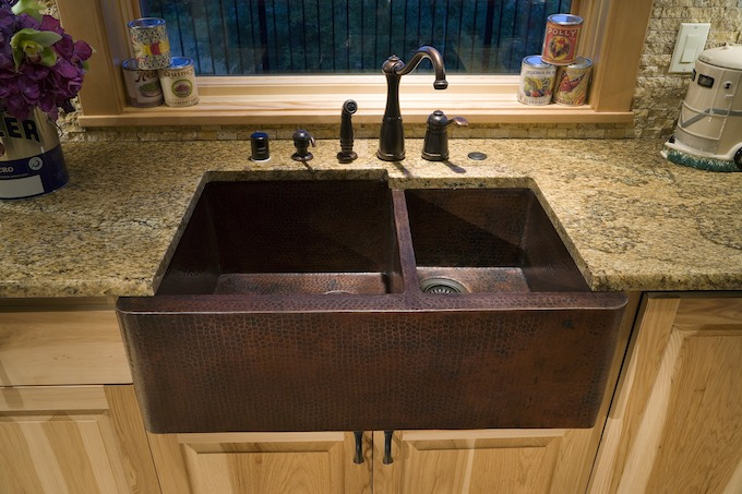Get a Brand new Try looking in Your bathrooms -- Use a Brand new Kitchen sink!
