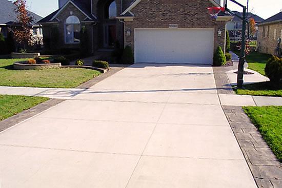 Driveways -- Cement Versus Concrete